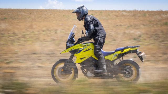 2020 Suzuki V-Strom 1050 Review 2