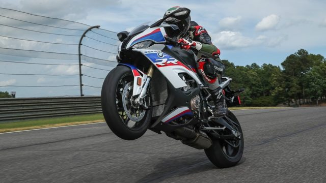 BMW Is Working On Active Aero for a New Superbike 10