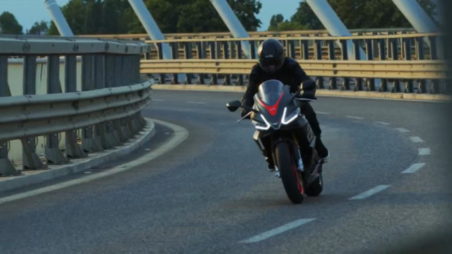 Aprilia RS660 Revealed in the First Promo Video 1