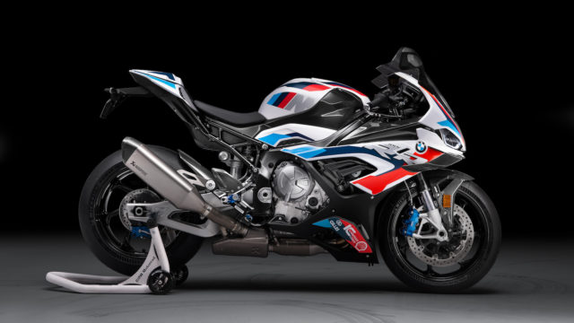 BMW M1000RR Revealed. The first M Motorcycle 6