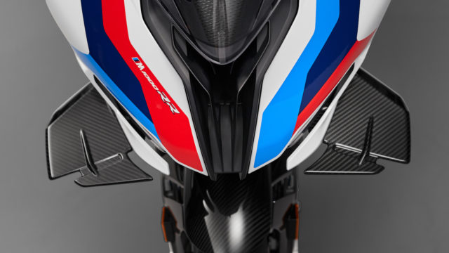 BMW M1000RR Revealed. The first M Motorcycle 7