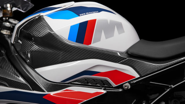 BMW M1000RR Revealed. The first M Motorcycle 3
