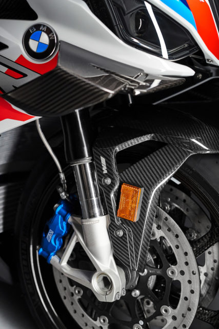 BMW M1000RR Revealed. The first M Motorcycle 4