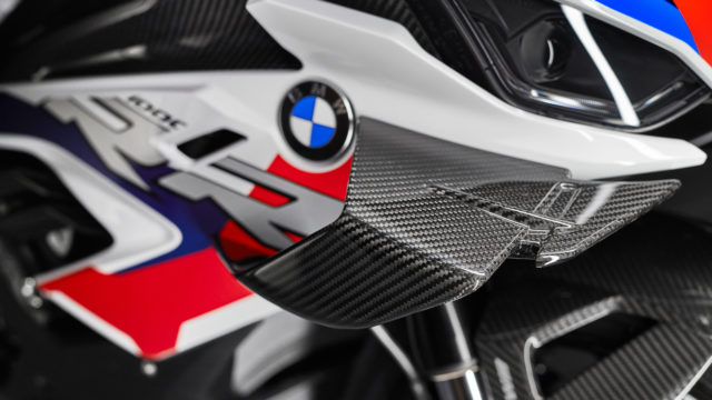 BMW M1000RR Revealed. The first M Motorcycle 10