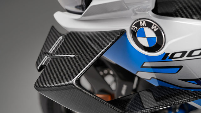 BMW M1000RR Revealed. The first M Motorcycle 11