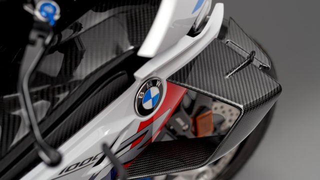 BMW M1000RR Revealed. The first M Motorcycle 12
