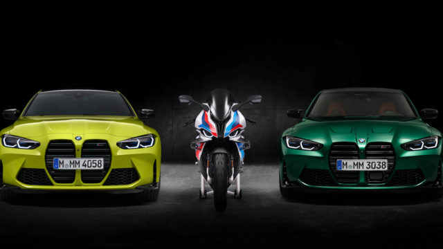 BMW M1000RR Revealed. The first M Motorcycle 18