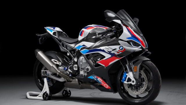 BMW M1000RR Revealed. The first M Motorcycle 1