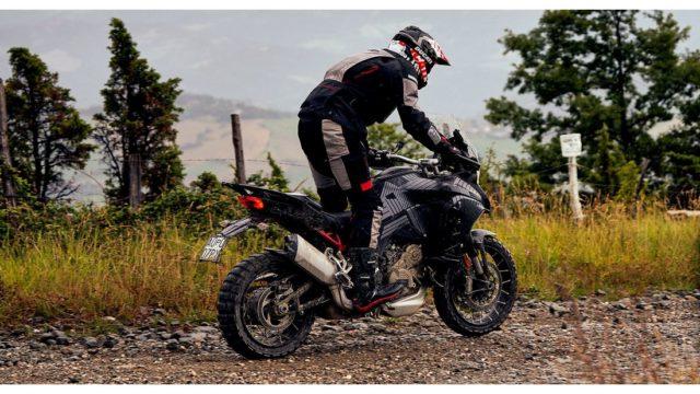Official: 2021 Ducati Multistrada V4 to Debut on October 15 10