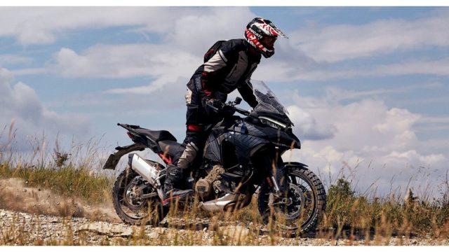 Official: 2021 Ducati Multistrada V4 to Debut on October 15 9