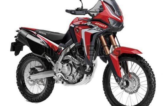 rumour: honda crf 250 rally could become africa twin 250