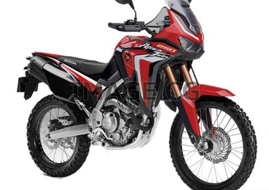 Rumour: Honda CRF 250 Rally Could Become Africa Twin 250 in 2021 4