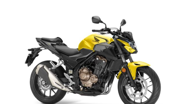 2021 Honda 500cc Bikes Receive New Colours & Euro5 Engines 1