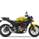 2021 Honda 500cc Bikes Receive New Colours & Euro5 Engines 5