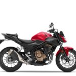 2021 Honda 500cc Bikes Receive New Colours & Euro5 Engines 7