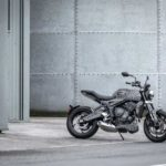 2021 Triumph Trident Closer to Production - Incoming Yamaha MT-07 Rival 4