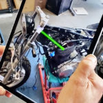 Ryca Motors Builds the First Custom Motorcycle in Augmented Reality 11