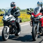 BMW F900XR vs. Ducati Multistrada 950S 6