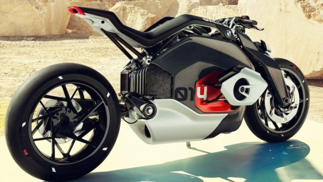 Incoming BMW DC and CE Electric Motorcycles 8