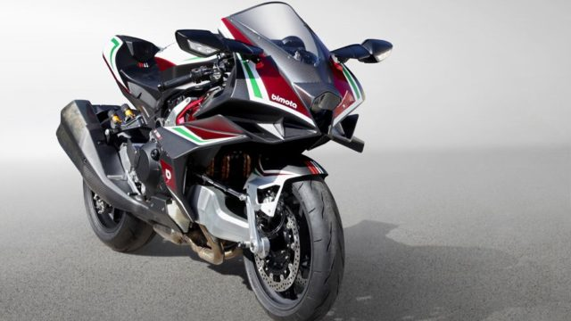 Production Ready Bimota Tesi H2 Uncovered - Official Specs & Price 5