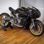 This Custom Ducati 959 Panigale Looks Ravishing 3