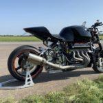 Insane Eisenberg V8 Bike Delivers 500 HP - It's Road Legal 2