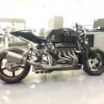 Insane Eisenberg V8 Bike Delivers 500 HP - It's Road Legal 4