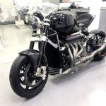 Insane Eisenberg V8 Bike Delivers 500 HP - It's Road Legal 6