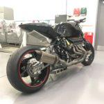 Insane Eisenberg V8 Bike Delivers 500 HP - It's Road Legal 7