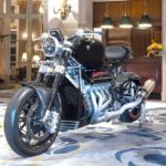 Insane Eisenberg V8 Bike Delivers 500 HP - It's Road Legal 11