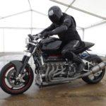Insane Eisenberg V8 Bike Delivers 500 HP - It's Road Legal 13