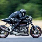Insane Eisenberg V8 Bike Delivers 500 HP - It's Road Legal 15