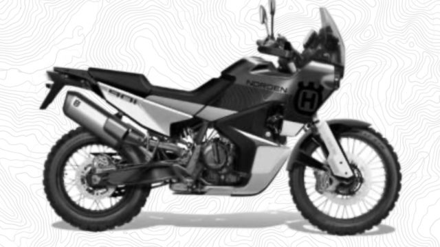 Husqvarna Norden 901 - First Unofficial Production Version Photo 1