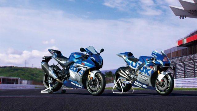 Suzuki 100th Anniversary GSX-R1000R Gets MotoGP Livery 1