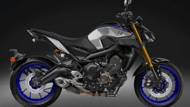 2021 Yamaha MT-09 Receives Updates - Larger Engine and More Power 1