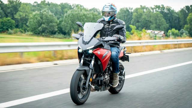 2020 Yamaha Tracer 700 Review 1