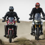 2020 Honda Africa Twin vs. Triumph Tiger 900 3