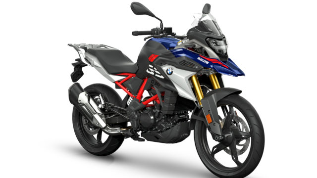This is the 2021 BMW R1250GS/GSA: Adaptive Headlight, Heated Seat, New Color 7