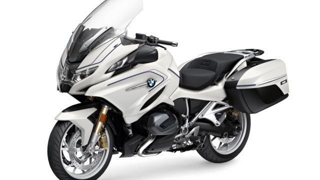 This is the 2021 BMW R1250RT. More Sophisticated than Ever 5