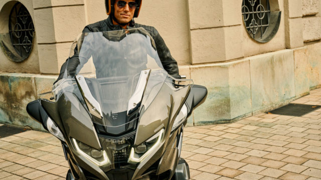 This is the 2021 BMW R1250RT. More Sophisticated than Ever 9