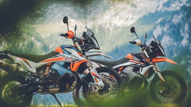 The KTM 890 Adventure R is here. But what's the point? 3