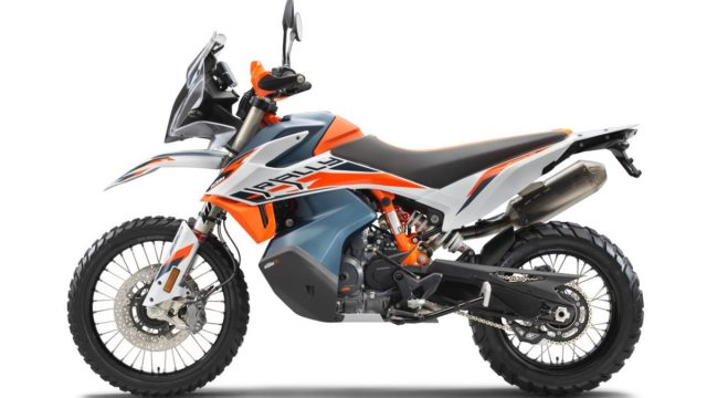 The KTM 890 Adventure R is here. But what's the point? 89