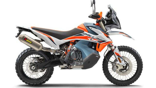 The KTM 890 Adventure R is here. But what's the point? 4