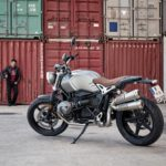 BMW R nineT Scrambler revealed 11