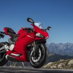 Ducati 959 Panigale. New sport middleweight 9