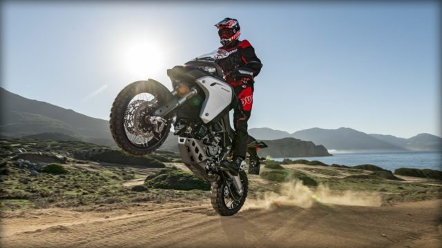 "2016 Ducati Multistrada 1200 Enduro revealed. The ""dirty side"" of Testastretta 1"