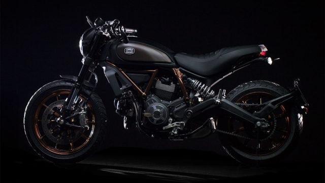 Ducati Scrambler Italia Independent. The hottest Scrambler alive 2