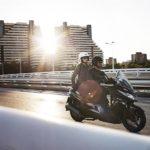 Kawasaki J125. A new scooter in the Kawasaki lineup 4