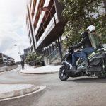 Kawasaki J125. A new scooter in the Kawasaki lineup 9