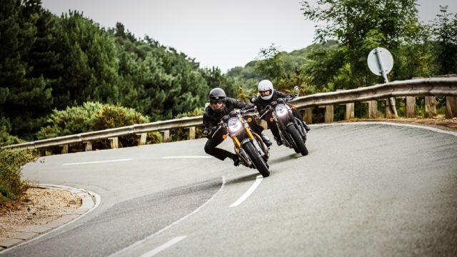 """2016 Triumph Thruxton & Thruxton R. The fastest """"modern classic"""" 3"""